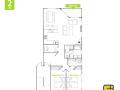 Alpine Apartments 2D floorplan 2020