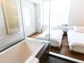 J-Sekka Suites Bathroom View