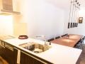 J-Sekka Suites Kitchen Area