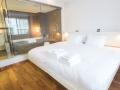 J-Sekka Suites Bedroom