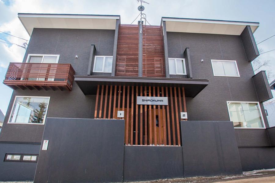 Shirokuma 1 Exterior