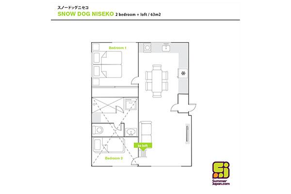 Snow-Dog-2-bedroom-Loft-SMJ