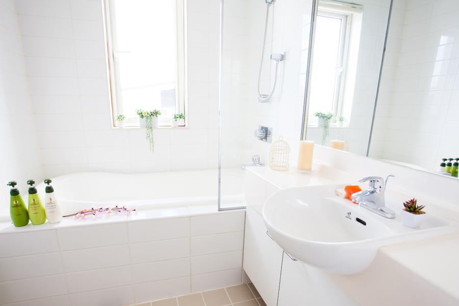 Itoku 1 Bathroom Area
