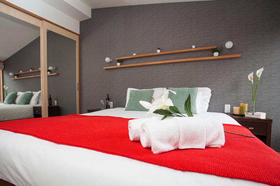 Yuki Yama Bedroom