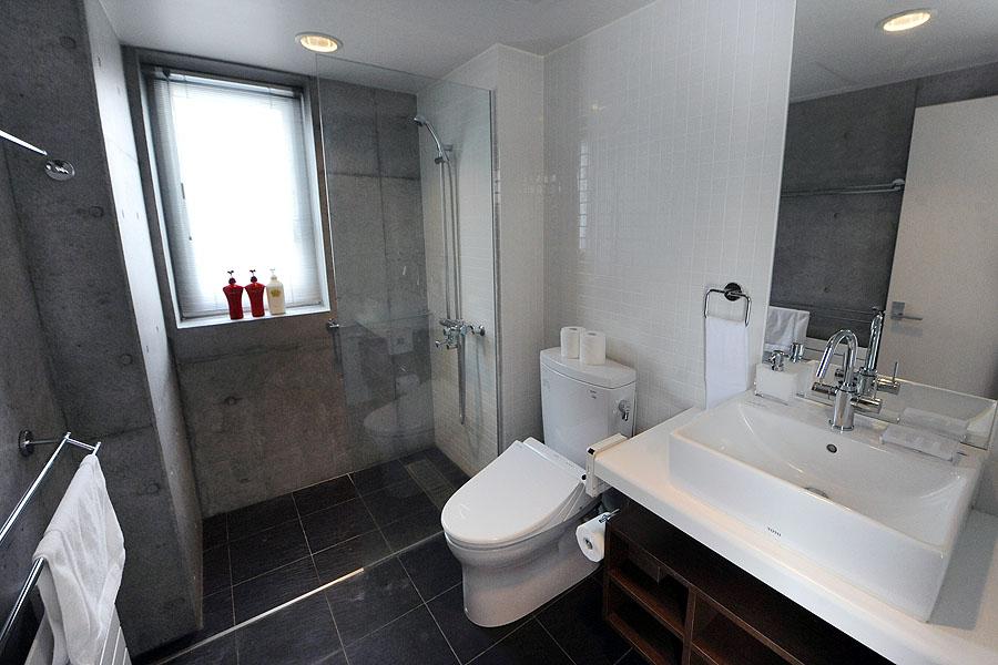 Yume Basho Bathroom